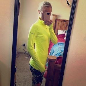 Women's Nike Pro 3/4 Zip